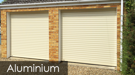Aluminium Insulating Roller Shutter Garage Doors