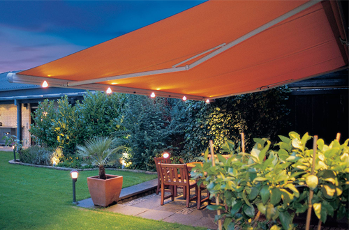 Retractable Awnings from Samson Awnings