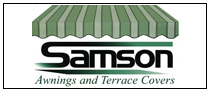 Samson Awnings and Terrace Covers
