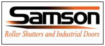 Samson Roller Shutters and Industrial Doors