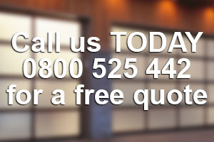 Call us on 0800 525 442 for a free quote