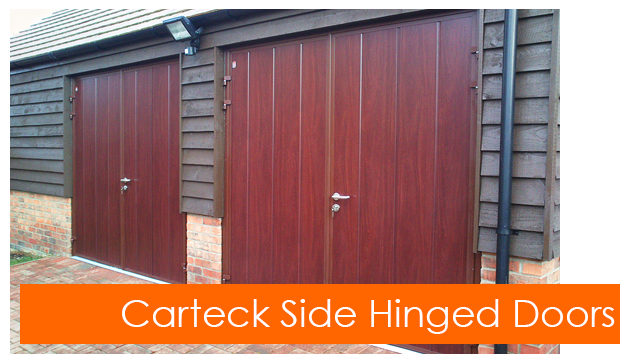 Click here for Carteck Side Hinged Garage Doors