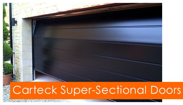 Click here for Carteck Super Sectional Doors
