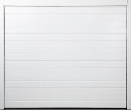 Carteck Standard Ribbed Steel Sectional Garage Door