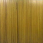 Cedar Doors - Cromford - Traditional solid panelled timber and over garage door