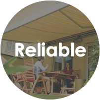 Reliable Patio Awnings