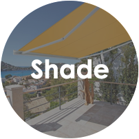 Patio Awnings provide shading