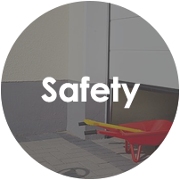 Electric door operators - Safety
