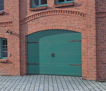 Special and Bespoke Timber Garage Doors