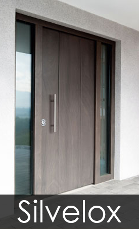 Silvelox Front Entrance Doors