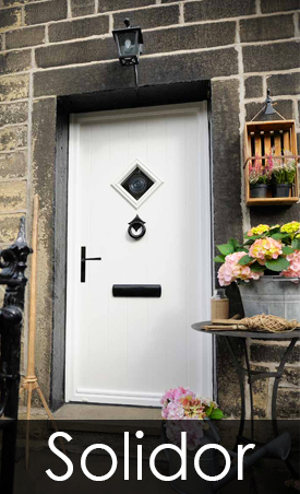 Solidor Front Entrance Doors