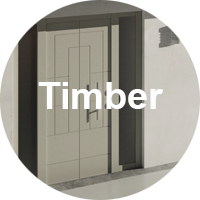 Timber Front Entrance Doors