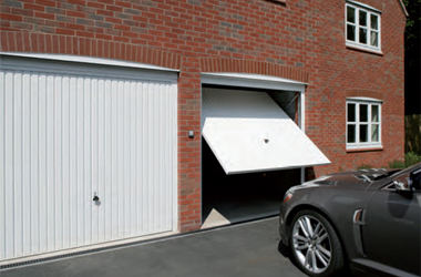 Garador Up & Over Garage Door