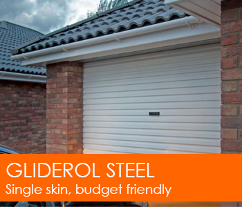 Gliderol Steel Roller Garage Door