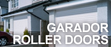 Garador Roller Garage Door