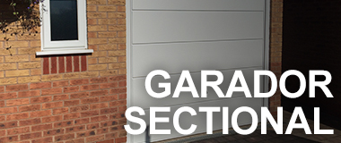 Garador Sectional Garage Door