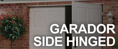 Garador Side Hinged Garage Door