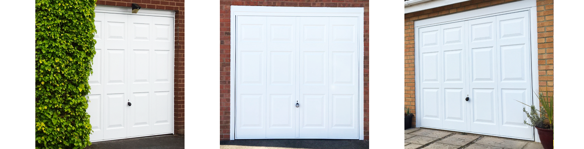 Basic Up and Over Garage Door Prices from The Garage Door Centre