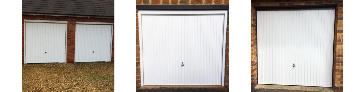 Retractable Up and Over Garage Door Prices from The Garage Door Centre