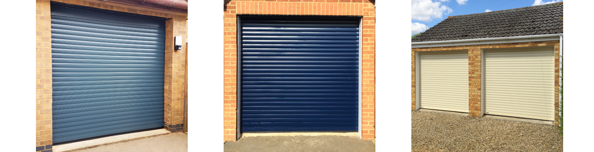 Electric Operated Roller Garage Door Prices from The Garage Door Centre