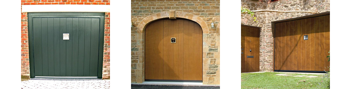 Silvelox Up and Over Garage Door Prices from The Garage Door Centre
