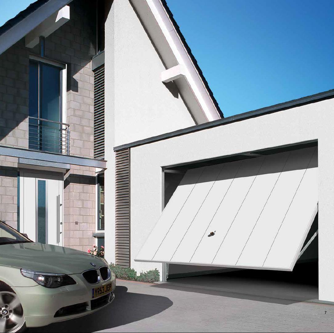 Up and over garage door - Hormann Up And Over Garage Door