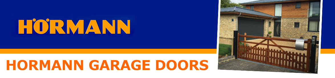 Hormann Garage Doors from The Garage Door Centre