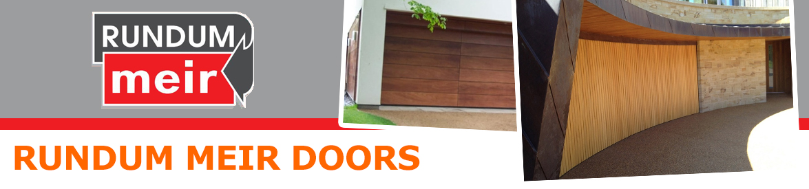 Rundum Meir Garage Doors from The Garage Door Centre