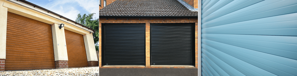 SeceuroGlide Excel - Roller Door for Security