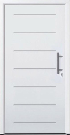 Hormann Thermo65 015 Steel Front Entrance Door