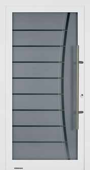 Hormann Front Entrance Doors - TopComfort Style 100 / MG 116