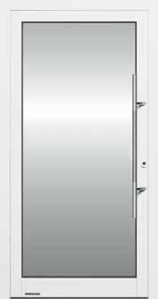Hormann Front Entrance Door - TopComfort Style 100