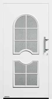 Hormann ThermoSafe entrance door - Style 413
