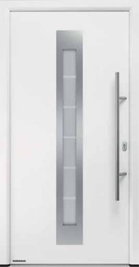 Hormann Front Entrance Door - Thermo 46 Style 750