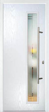 Hormann Front Doors - ThermoComp, Contemporary Range, Style TR17
