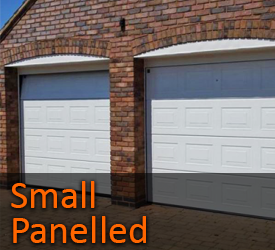 Hormann Small Panelled Sectional Garage Doors