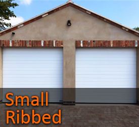Hormann Small Ribbed Sectional Garage Door