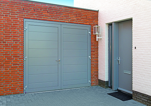 Hormann Side-Hinged Garage Door