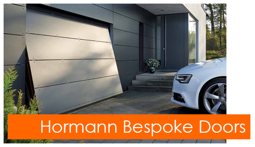 Hormann Besoke Garage Doors from The Garage Door Centre