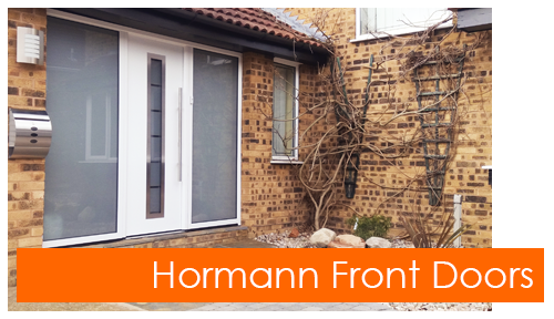 Hormann Front Entrance Doors