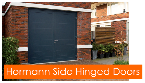 Hormann Side Hinged Garage Doors