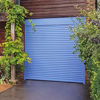 Insulated Roller Garage Doors, How To Insulate Garage Door Uk