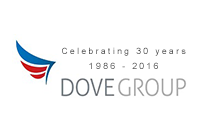 30 Year Dove Group Logo