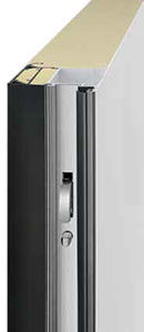 ThermoSafe Front Entrance Door Frame, Aluminium