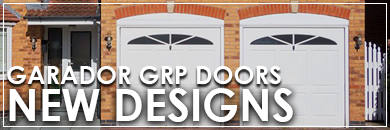 New GRP doors from Garador