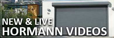 View Hormann garage door videos on The Garage Door Centre Youtube channel