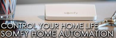 Somfy Home Automation Technology