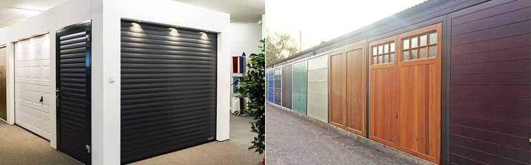 The Garage Door Centre showroom will include plenty of updated products throughout 2020