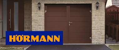 Hormann Side-Hinged Garage Doors