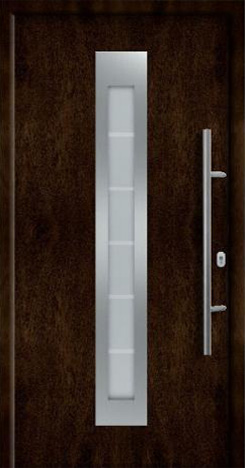 Hormann Thermo65 Style 850 Front Entrance Door
